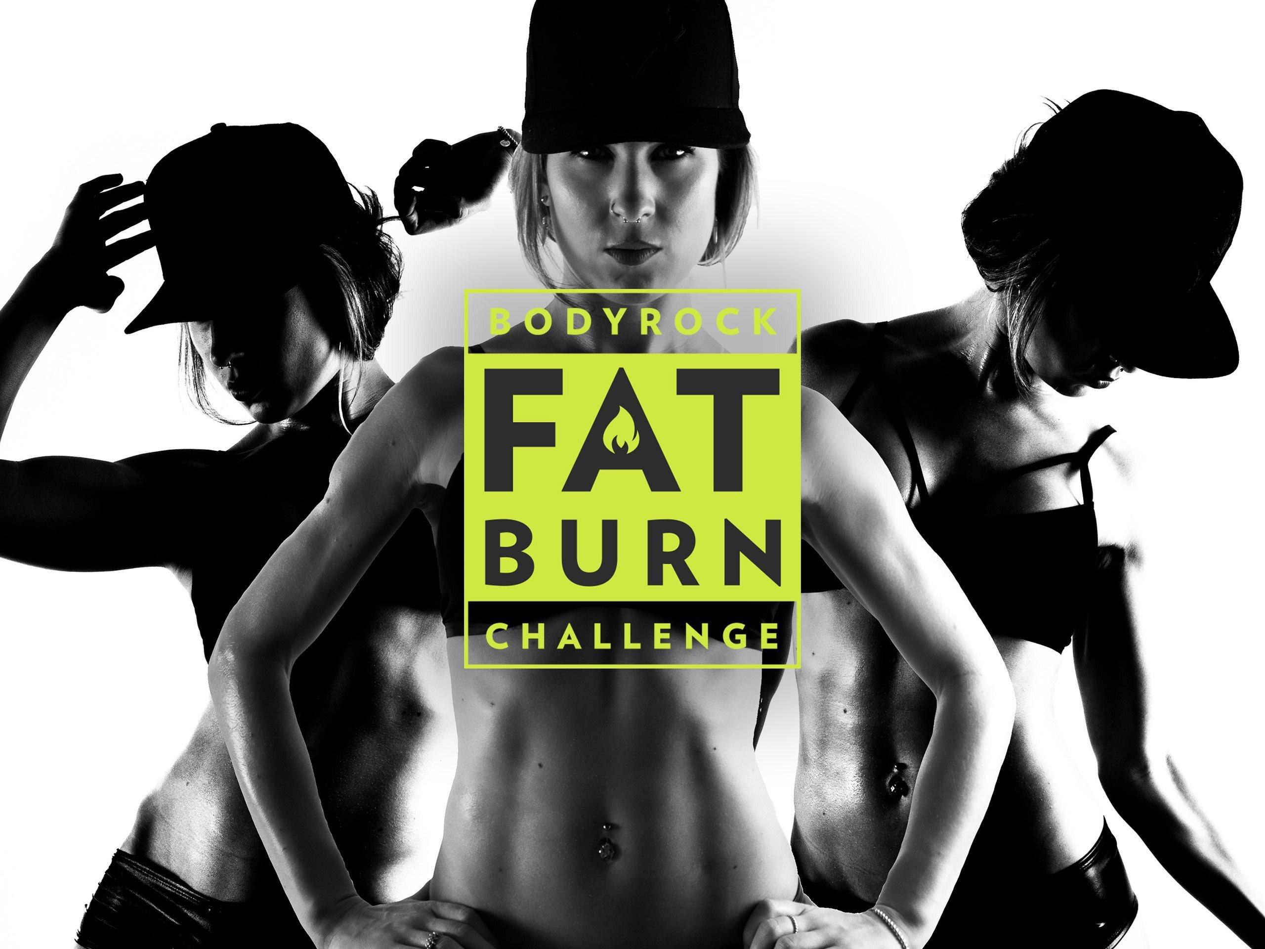 bodyrock fat burn challenge day 15