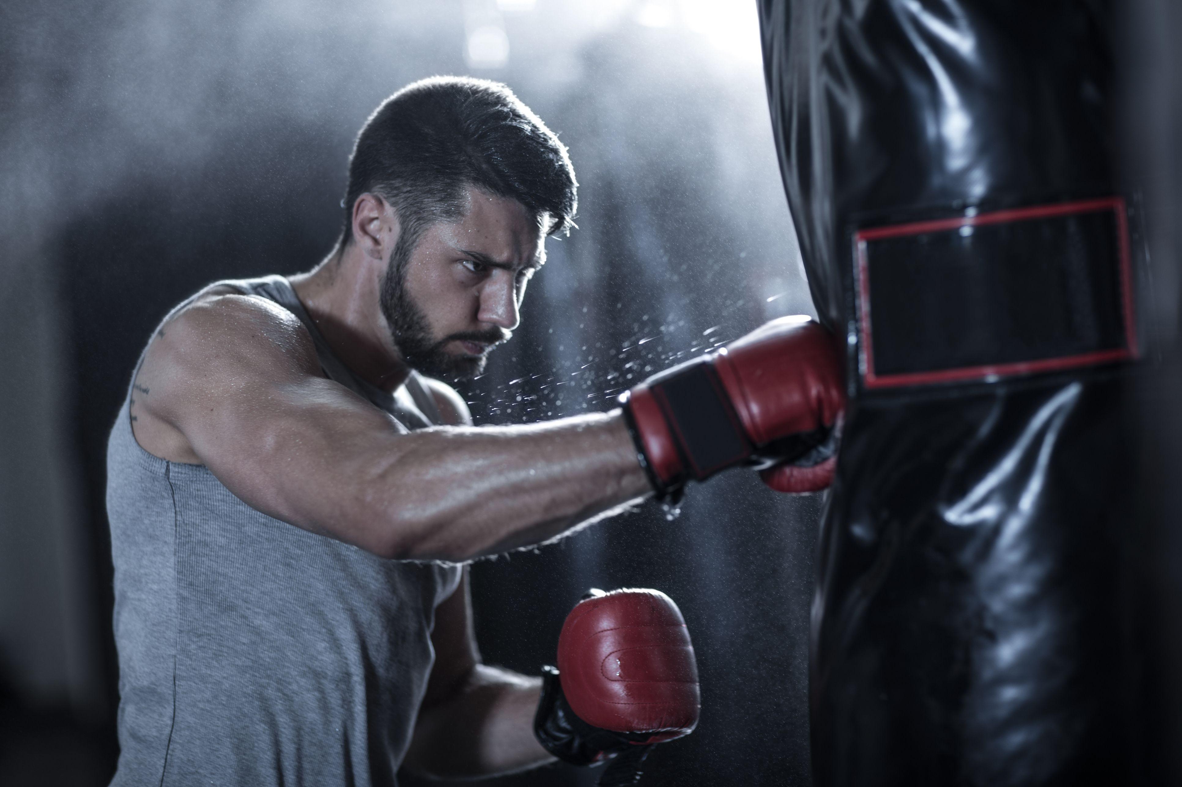 fat burning boxer postitage poolmaratoni kaalulangus