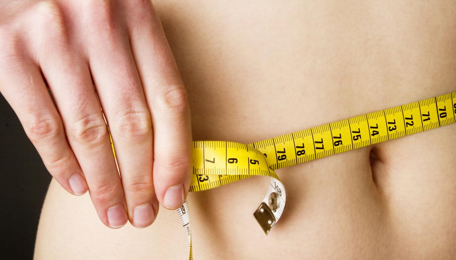 kuidas langeda kohu alla 1 kuu 20 kg kaalulangus