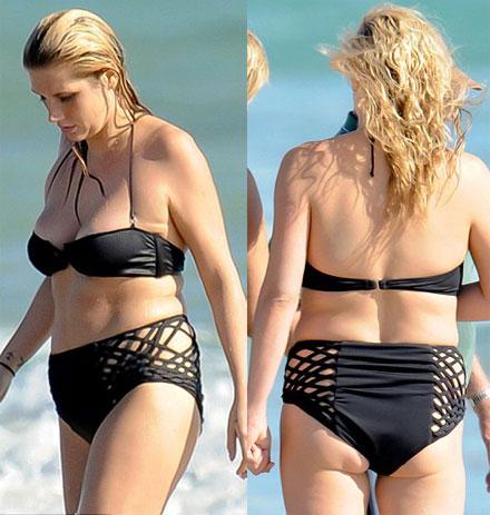 4 nadal bikini keha slim down kuidas vahendada keha rasva kiiresti