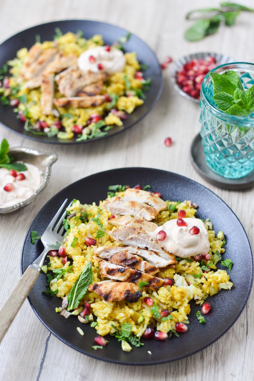 slimming soob kana ja riisi