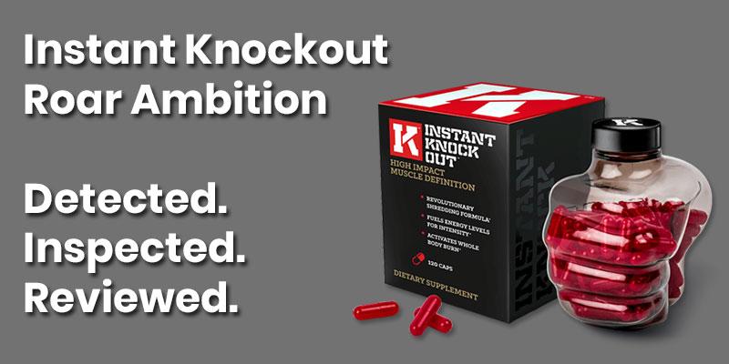 instant knockout fat burner arvustused nu naha poletamine rasva