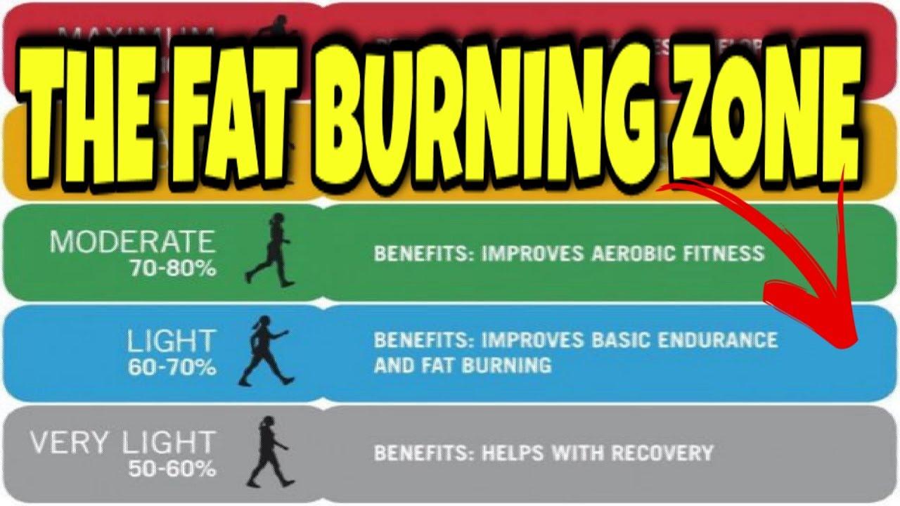 fat burning power zone