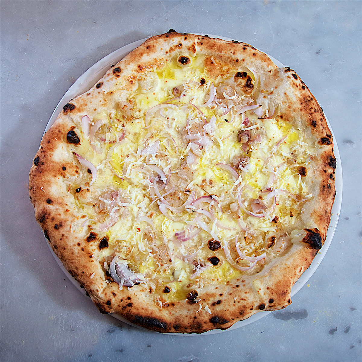 slim alla pizza loo kaalulangus valjakutse