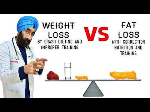 crash fat loss rasva kadu lahja lihaste
