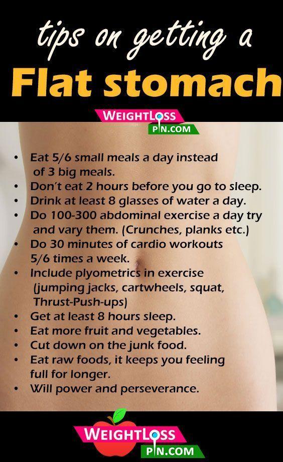 tummy slimming tips